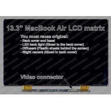 Apple MACBOOK AIR 13 MODEL A1466 (2012) Screen Replacement
