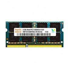 2gb DDR3 Laptop Ram Used