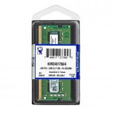 Kingston 4GB DDR4 2400Mhz Memory RAM