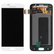 Samsung Galaxy S6 LCD Display Touch Screen Digitizer Assembly Replacement