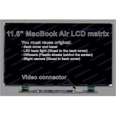 Apple MACBOOK AIR 11 MODEL A1465 (2015) Screen Replacement