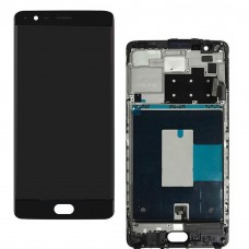 OnePlus 3 LCD Display Touch Screen Digitizer Assembly Replacement