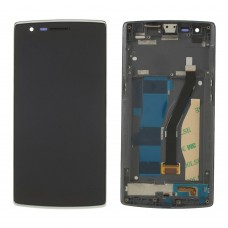 OnePlus One LCD Display Touch Screen Digitizer Assembly Replacement