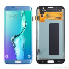 Samsung Galaxy S7 Edge LCD Display Touch Screen Digitizer Assembly Replacement